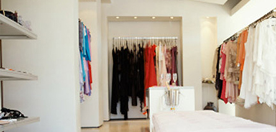 Showroom30, la boutique à Paris