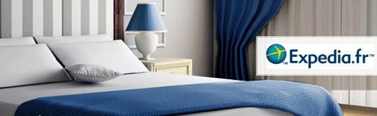 Vente flash hôtel chez Expedia.fr