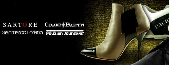 Vente privée de chaussures de luxe chez Fashion chic