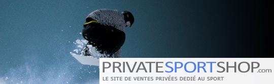 Vente privée Snowboard sur PrivateSportShop