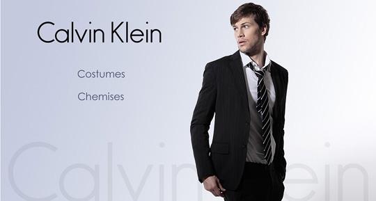 Vente privée de prêt-à-porter Homme CALVIN KLEIN sur Showroomprive.com