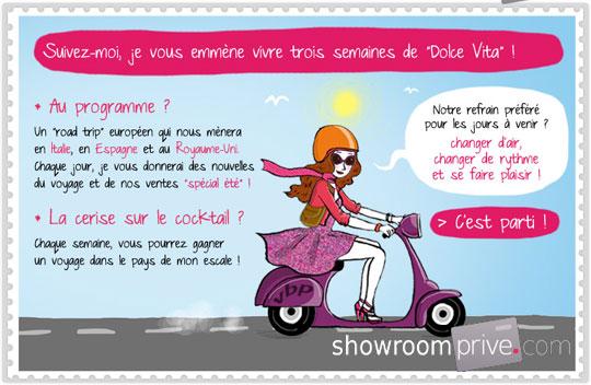 La Dolce Vita sur Showroomprive.com