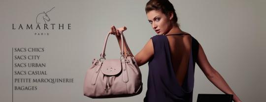 Vente privée de sacs LAMARTHE sur Showroomprive.com