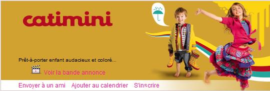 Catimini sur Vente-Privée.com