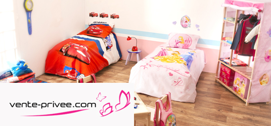 vente priv e disney agenda ventes priv es. Black Bedroom Furniture Sets. Home Design Ideas