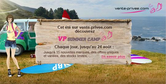 VP summer camp