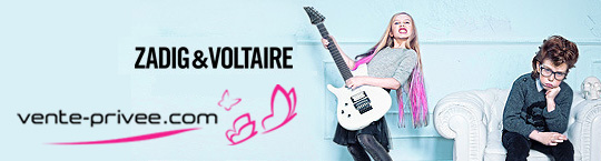 Vente privée Zadig&Voltaire