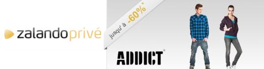 Nouvelles ventes privées Zalando-prive.com